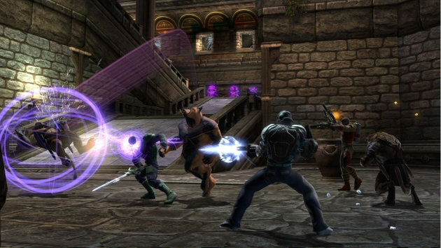 DC Universe Online Screenshot - 868160