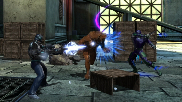 DC Universe Online Image
