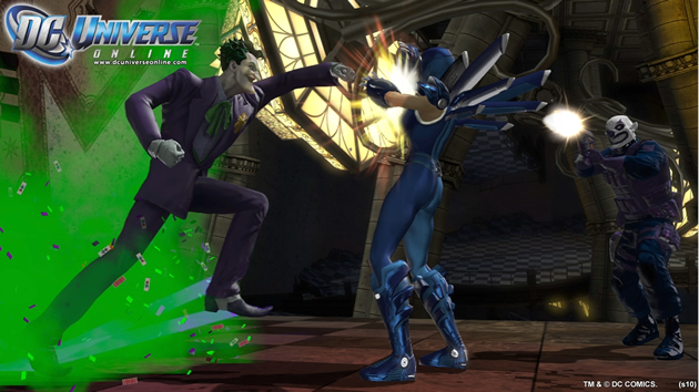 DC Universe Online Collectors Edition Boxart