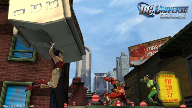 DC Universe Online Screenshot - 868317