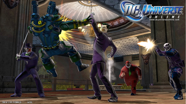 DC Universe Online Screenshot - 867323