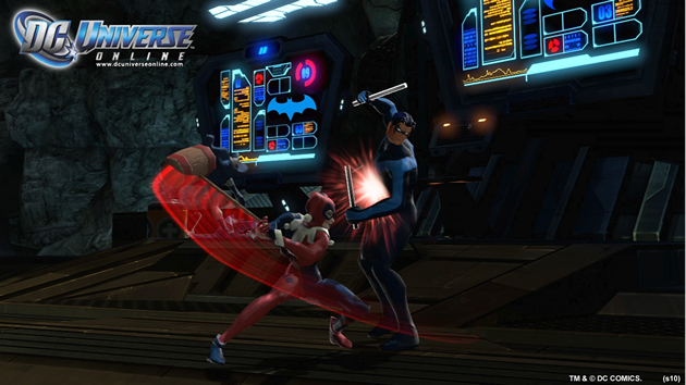 DC Universe Online Screenshot - 867792