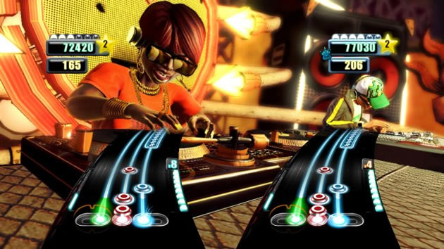 DJ Hero - Feature