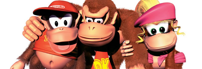 Donkey Kong Country Returns - Feature