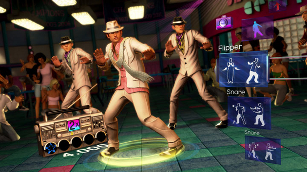 Dance Central Screenshot - 868089