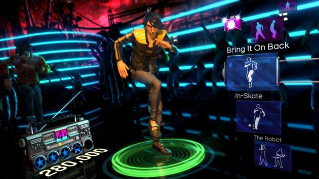 Dance Central Screenshot - 868066