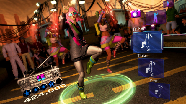 Dance Central Screenshot - 868219