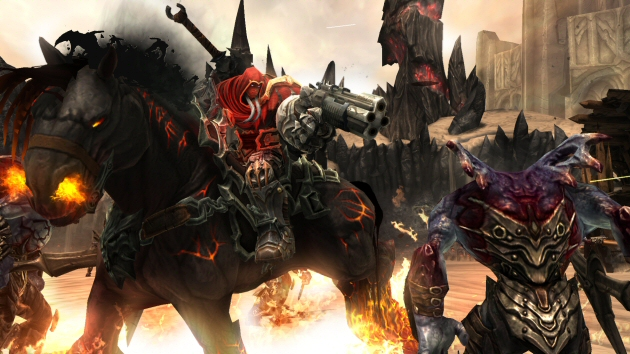 Darksiders Boxart