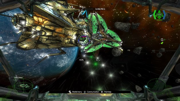 DarkStar One - Broken Alliance Screenshot - 867244