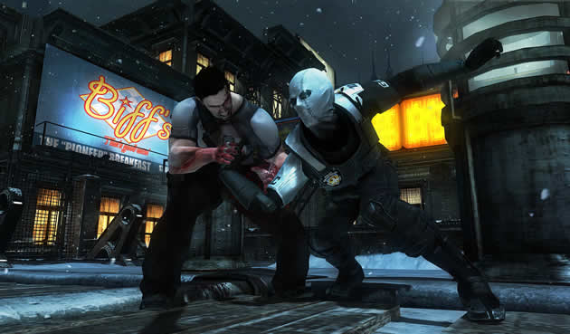 Dead to Rights: Retribution Screenshot - 867065
