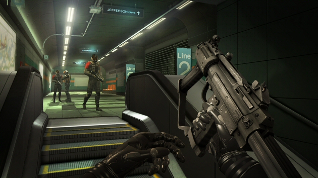 Deus Ex: Human Revolution Image
