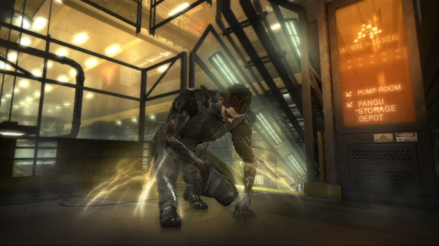 Deus Ex: Human Revolution Screenshot - 868540