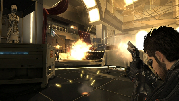 Deus Ex: Human Revolution Screenshot - 868927
