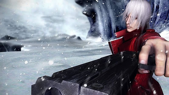 Devil May Cry 4 Screenshot - 841360