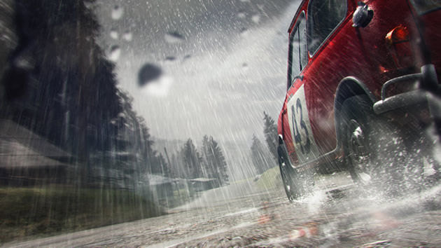 DiRT 3 - Feature