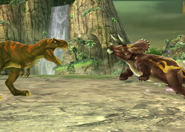 Battle of Giants Dinosaurs Strike Image