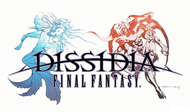 Dissidia Final Fantasy Boxart