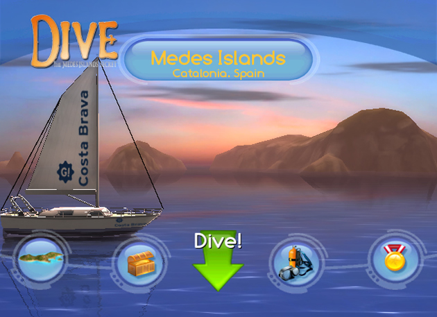 Dive: The Medes Islands Secret Image