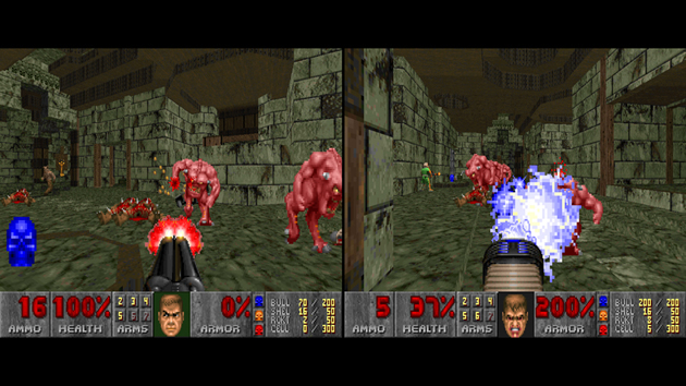Doom II - Feature