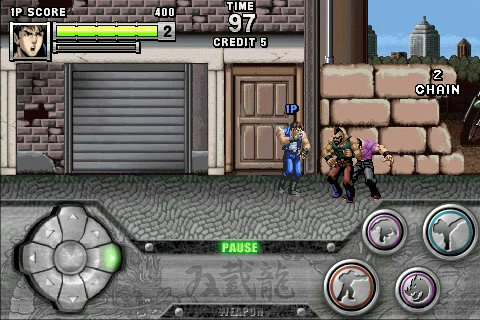 Double Dragon Screenshot - 840799