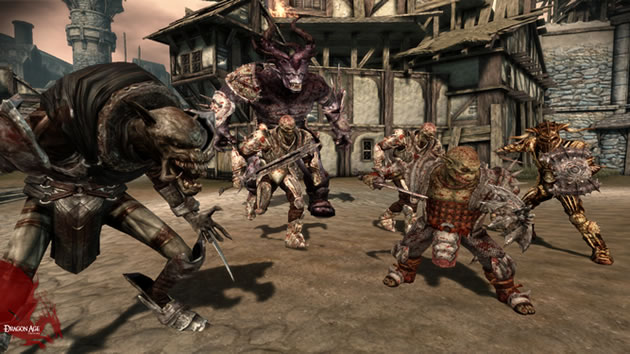 Dragon Age: Origins Darkspawn Chronicles - Feature