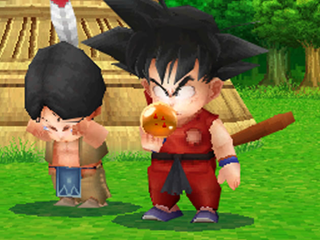 Dragon Ball: Origins 2 - NDS Image