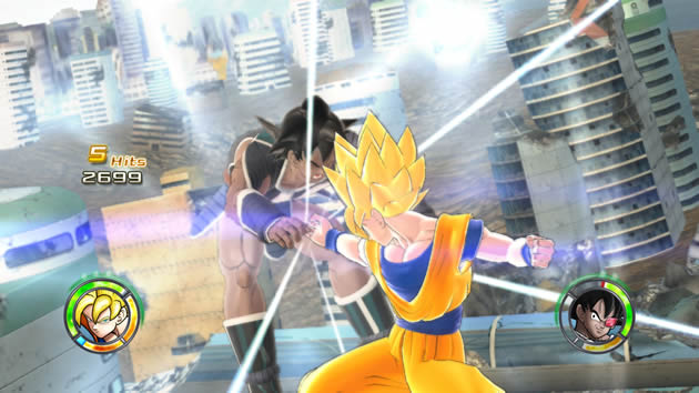 Dragon Ball: Raging Blast 2 Image