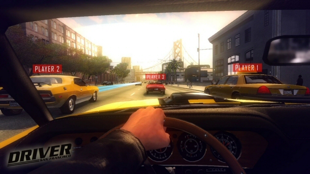 Driver: San Francisco Screenshot - 868766