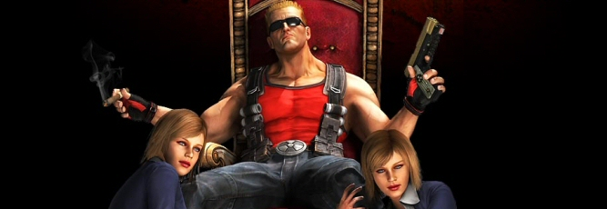 Duke Nukem Forever Screenshot - 866131
