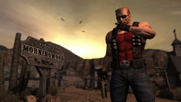 Duke Nukem Forever Screenshot - 868337