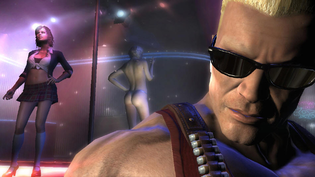 Duke Nukem Forever Screenshot - 845114