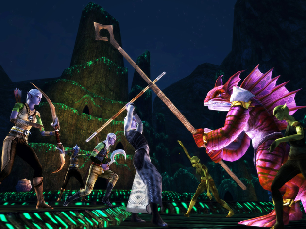 Dungeons &amp; Dragons Online: Eberron Unlimited Image
