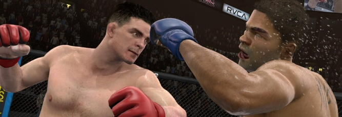 EA Sports MMA Screenshot - 865926