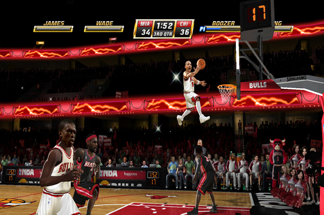 NBA Jam - Feature