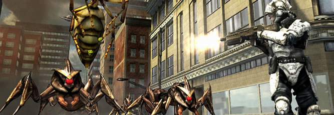 Earth Defense Force: Insect Armageddon Screenshot - 841555