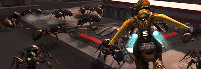 Earth Defense Force: Insect Armageddon Screenshot - 866253