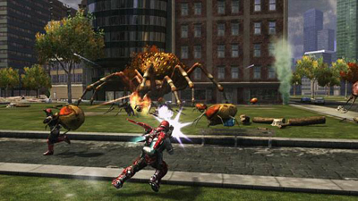 Earth Defense Force: Insect Armageddon Screenshot - 819267