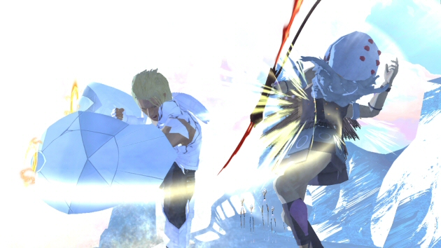 El Shaddai: Ascension of the Metatron - Feature