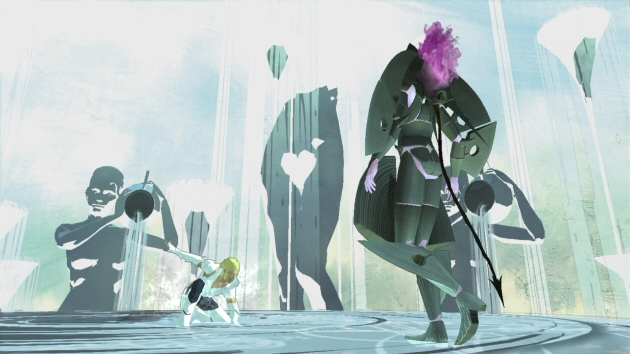 El Shaddai: Ascension of the Metatron Screenshot - 868593