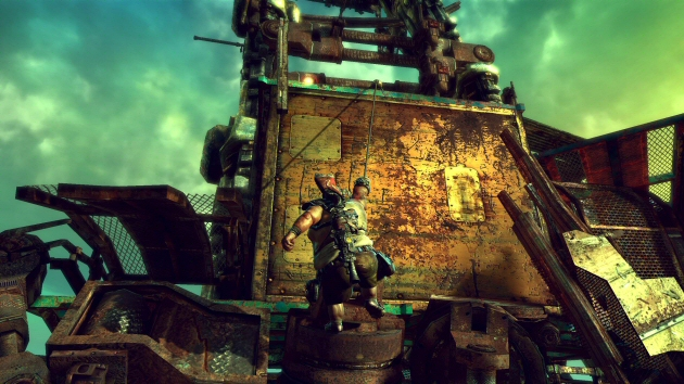 Enslaved: Odyssey to the West Screenshot - 867652