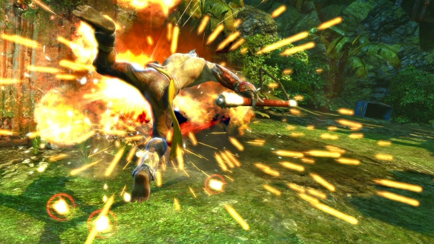 Enslaved: Odyssey to the West - Feature
