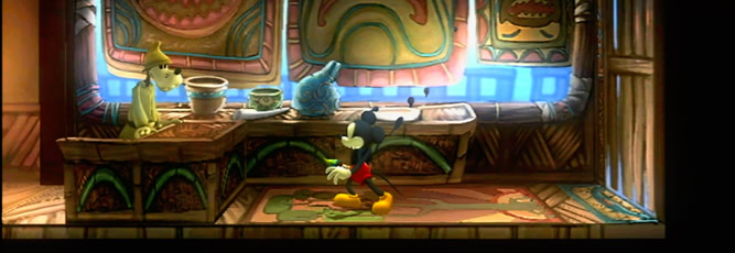 Disney Epic Mickey Screenshot - 866749