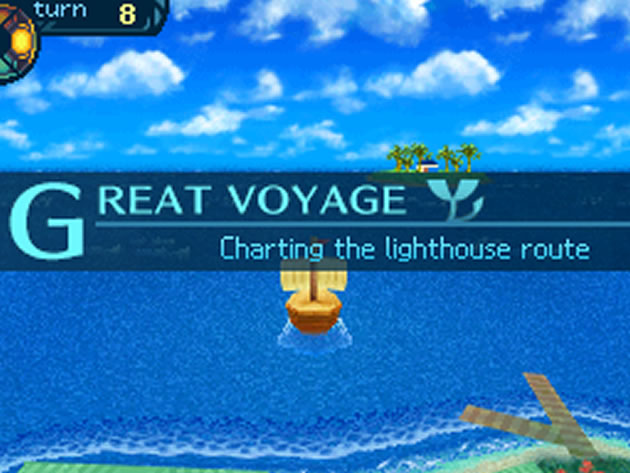 Etrian Odyssey III: The Drowned City Screenshot - 781271