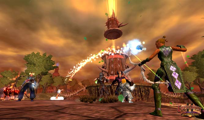 Everquest II: Sentinels Fate Image