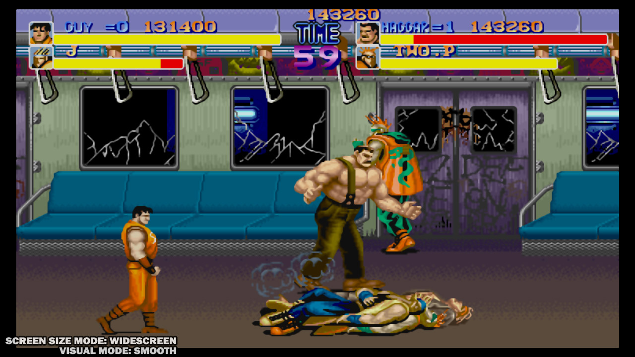 Final Fight: Double Impact Image