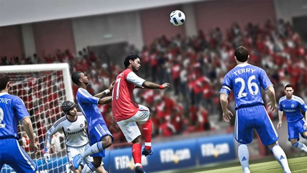 FIFA Soccer 12 - Feature