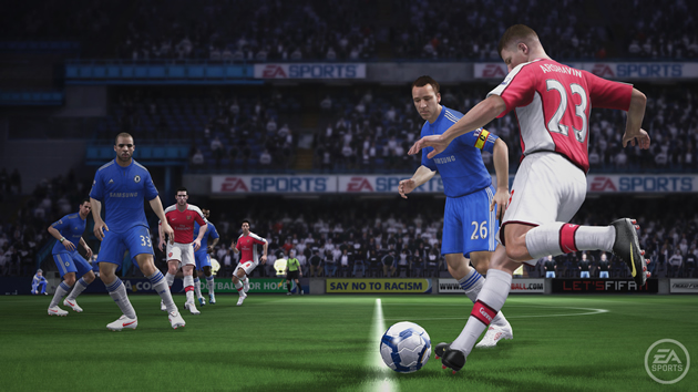 FIFA Soccer 11 - Feature