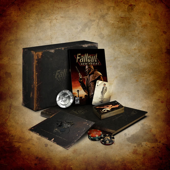 Fallout: New Vegas Collector's Edition Boxart