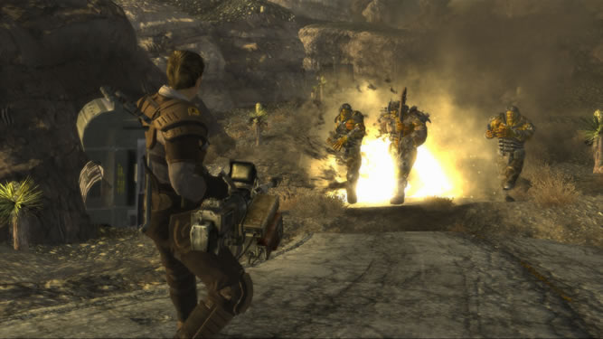 Fallout: New Vegas Collector's Edition Image