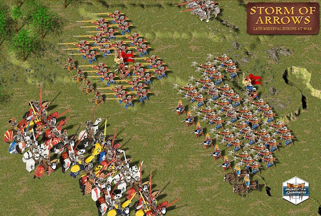 Field of Glory - Storm of Arrows Screenshot - 867060